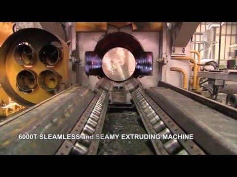 Aluminum extrusion | Aluminium extrusion