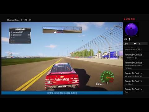 NASCAR HEAT 2 Multiplayer Livestream - Post Richmond Race