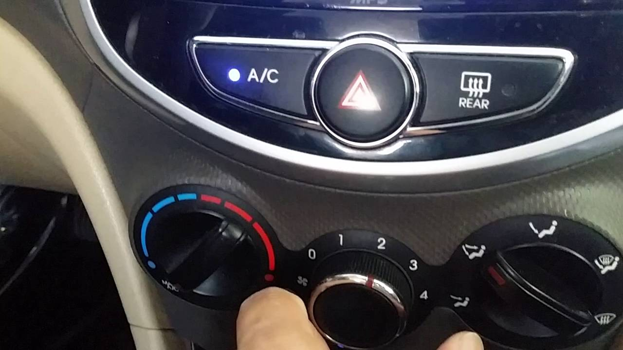 Car AC not blowing cold air