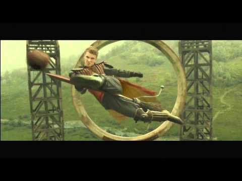 Quidditch Tryouts - Harry Potter and the Half-Blood Prince [HD]