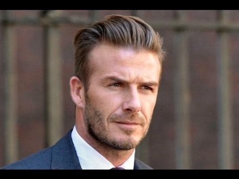 Undercut Hairstyle Beckham YouTube - Beckham undercut hairstyle