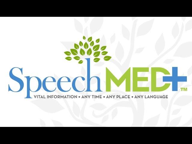 SpeechMED