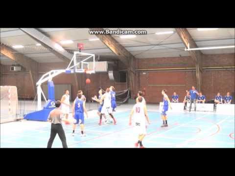Amaury Marion Highlights 2015 '16 Soba Antwerpen