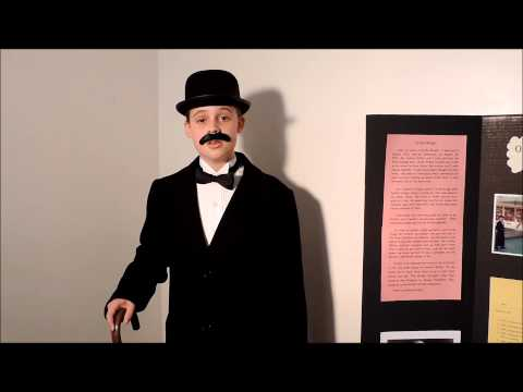 The Orville Wright Wax Museum Presentation