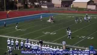 Download Video Jake Wornow 2018- Spring 2015 Lacrosse Highlights MP3 3GP MP4