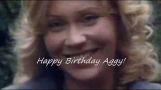 Happy Birthday Aggy, It
