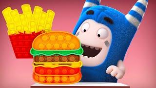 🔴 Best of Oddbods   24/7 LIVE Kids Cartoon @Oddbods & FRIENDS