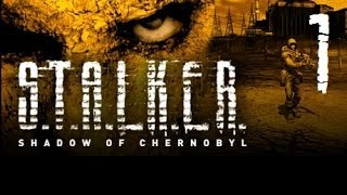 Let's Play S.T.A.L.K.E.R. Shadow of Chernobyl #1 (BLIND)