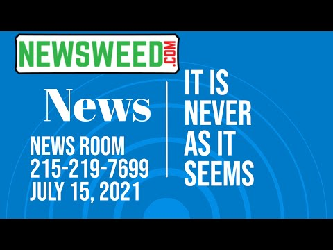 Newsweed News - July 15, 2021