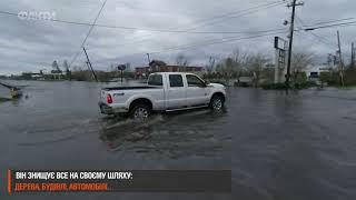 Ураган 'Майкл' в США | Буря в Индии | Потопы в Италии и Испании. Погода натворила бед по всему миру