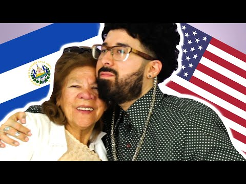 My Abuela's Immigration Story From El Salvador to the U.S.