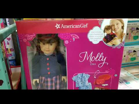 Costco! American Girl Molly Doll $119!!!