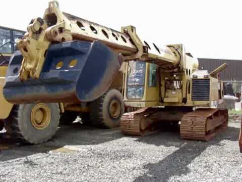 2003 Gradall Excavator Xl 5200 Youtube