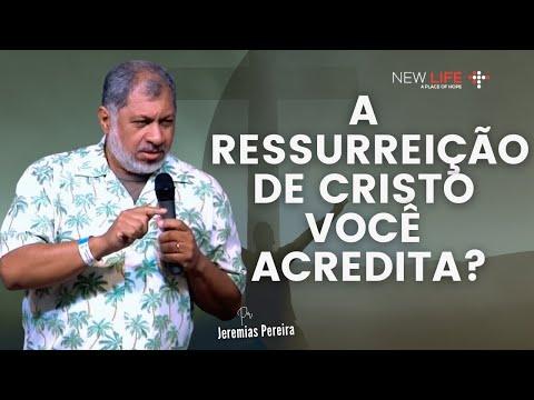 Pr Jeremias Pereira