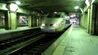 Gare de Paris Montparnasse et Gare de Paris Montparnasse Vaugirard