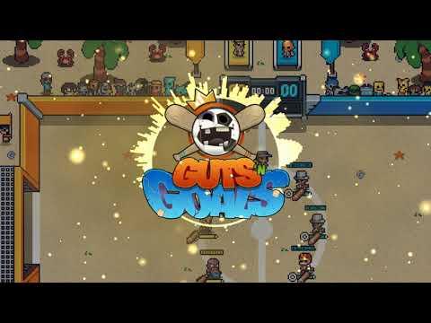 Guts 'N Goals OST - Muddy Beach - YouTube