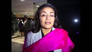 Deben elegir muchos mexicanos pagar la luz o comer: diputada Aleida Alavés Ruiz