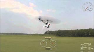 Aerofly RC 7 Hirobo SDX 50