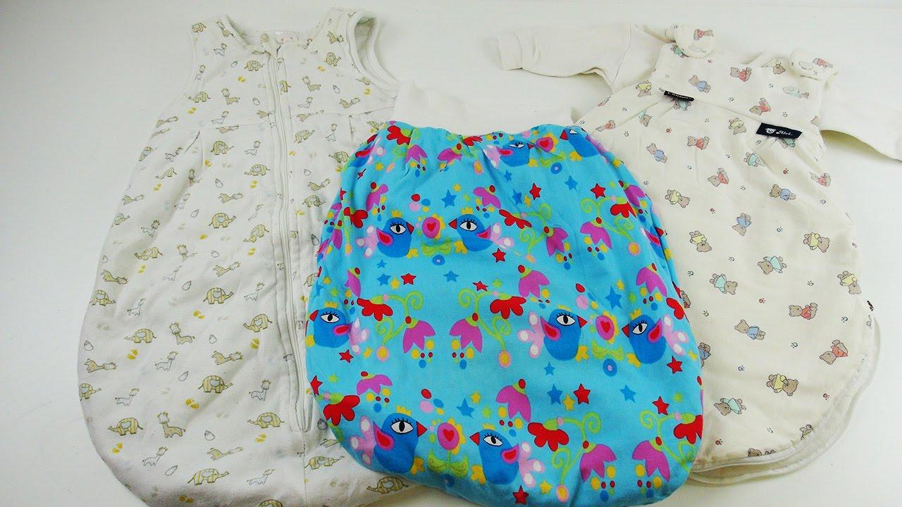 Babyschlafsack test - 3 unteschiedliche Babyschlafsäcke im Vergleich ...