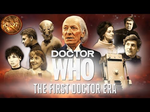 Doctor Who: The First Doctor Era Ultimate Trailer - Starring William Hartnell