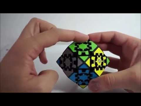 Gear Rhombic dodecahedron ou Gear Change Tutorial (PT-BR)   parte 2