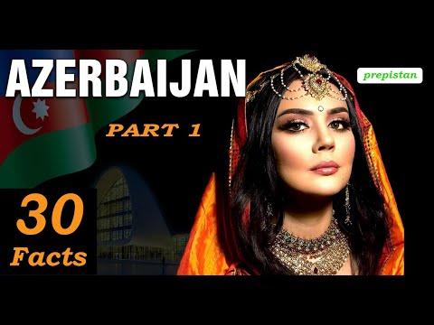 Interesting Facts About Azerbaijan   Azerbaijan Facts   Part 1
