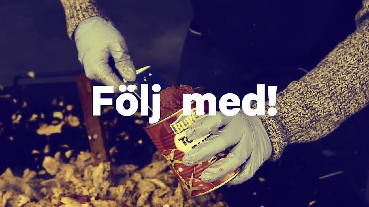 BBQ SM och Skånes Matfestival – 3 dagar med Citygross och