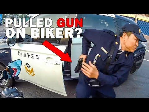 ANGRY & COOL COPS | POLICE vs BIKERS [Episode 113] from YouTube · Duration:  10 minutes 33 seconds