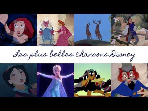 Les plus belles chansons Disney