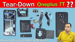 🛠📲Oneplus 7T Full Disassembly and Repairs 💔 TEARDOWN  💥💥💥