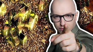 NISZCZYMY NEKROPOLIĘ! | They Are Billions NIGHTMARE #8