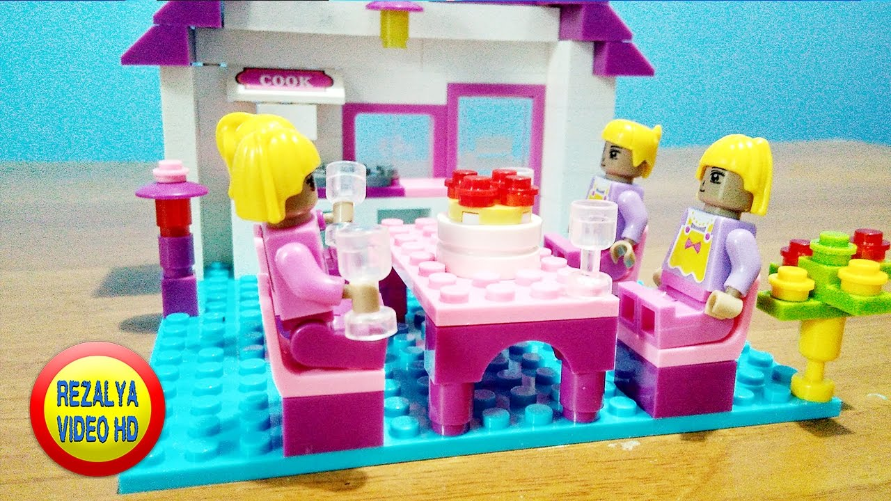 MAINAN LEGO Anak Perempuan  f3afe40457