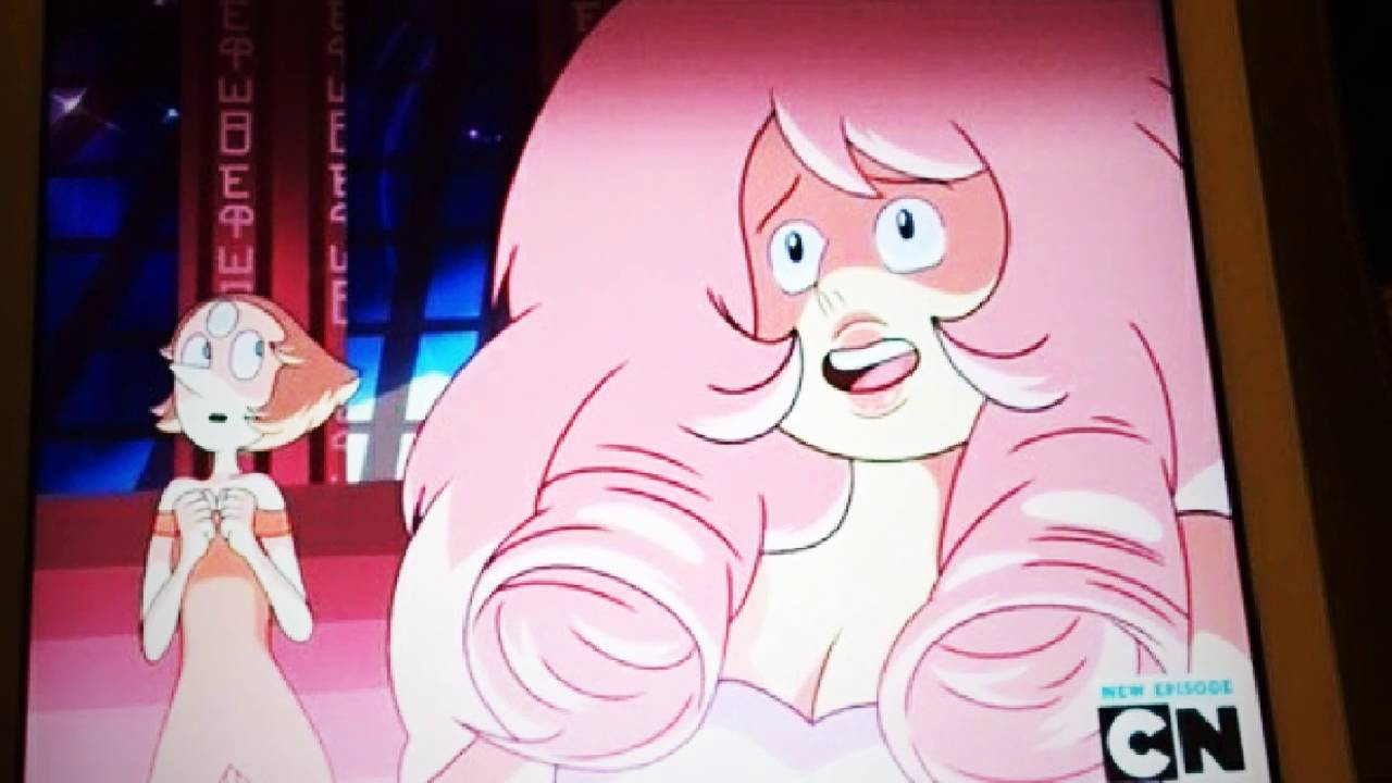 Steven universe - pink diamond (FAKE) - YouTube