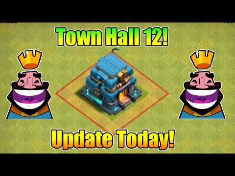Town Hall 12 Update Today | MAINTENANCE BREAK start