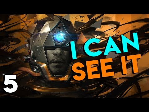 HIDDEN IN PLAIN SIGHT | Prey PC Gameplay/Let's Play #5