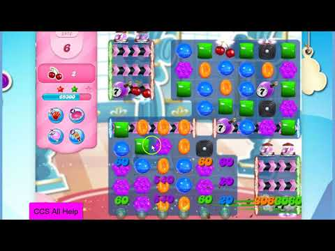 Candy Crush Saga Level 2978 NO BOOSTERS Cookie