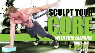 Sculpt Your Core With This Shoulder Exercise