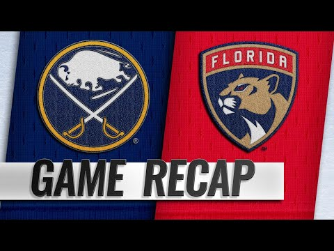Panthers explode for four goals in 3rd period