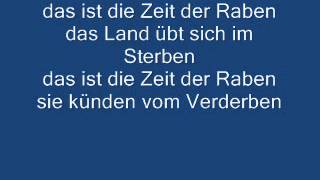 Watch Subway To Sally Herbstzeit video