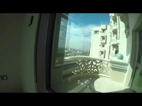 Kuwait, Apartment in Salmiya 3BHK Deluxe unit with Balcony