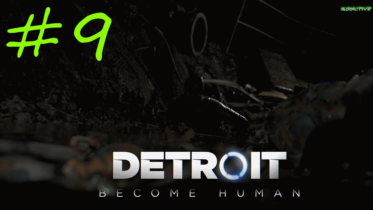 #Detroit Become Human | #LP9 Ich heiße Markus!