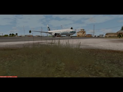 |Prepar3DV3ᴴᴰ| Boeing 777-200 PMDG| Honiara ✈ Marshall Islands |2#