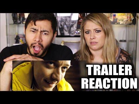 SPLIT Trailer Reaction by Jaby & Elizabeth Jayne!