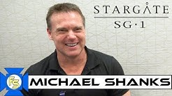 MICHAEL SHANKS (Stargate SG-1) on Altered Carbon - Interview
