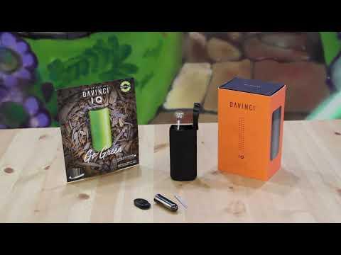 Davinci IQ Vaporizer - What is inside the box?