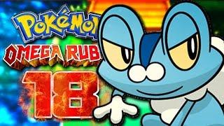 Pokémon Omega Rubin | Ein kleines Wundertausch-Wunder! | Part 18 | Nuzlocke-Challenge