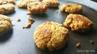 Easy Almond Oats Cookies on Tawa: A Kid-Friendly Recipe