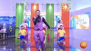 Yared Negu Performance On Sunday with EBS