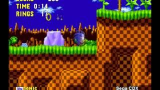 Sega Genesis Audio Comparison - Sonic the Hedgehog