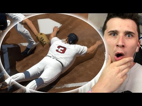Is it Possible To Hit A Bunt Grand Slam? MLB The Show 18
